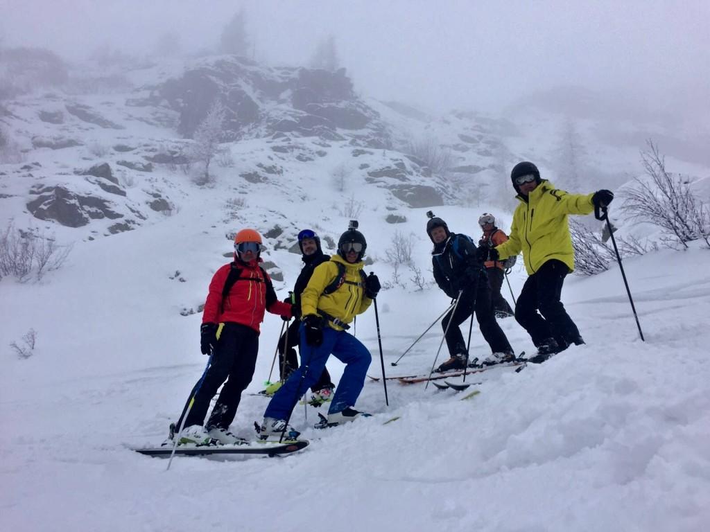 Esquí Alagna