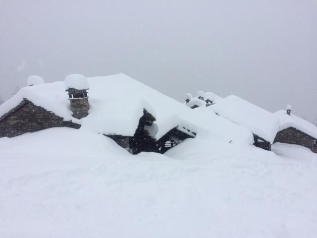 Alagna nevado