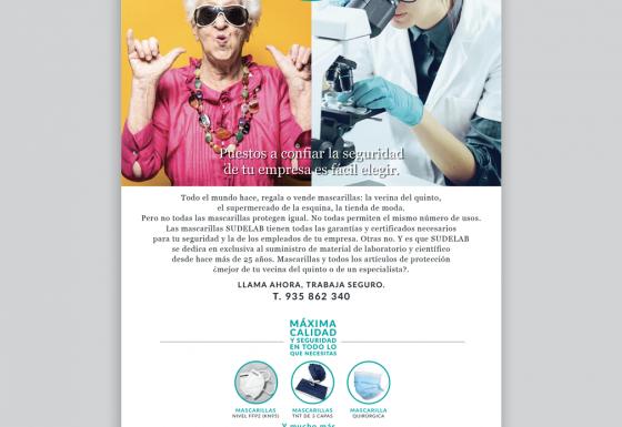 SUDELAB | Folletos – Diseño – Branding – Impresión – Flyers