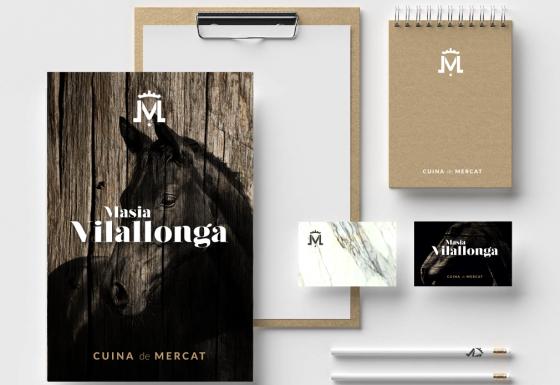 MASIA VILALLONGA | Branding – Diseño – Identidad