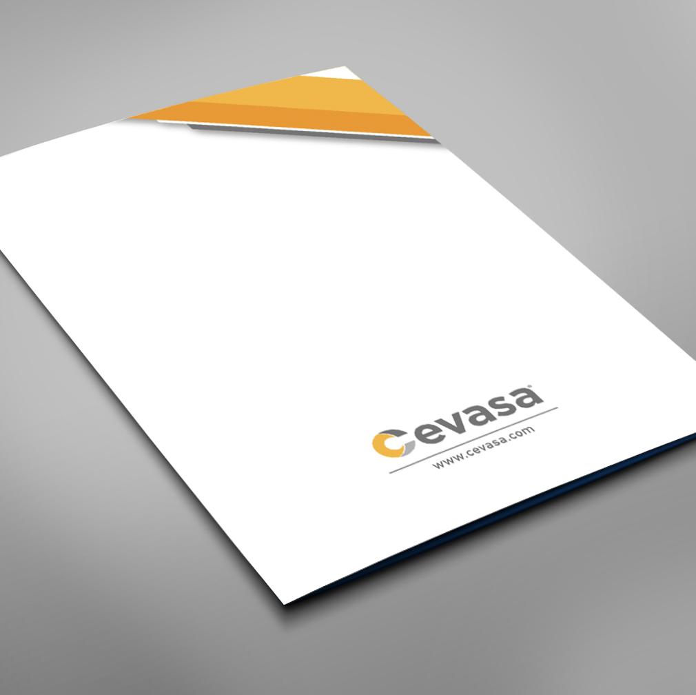 CEVASA | Branding – Diseño – Impresión – Papelería