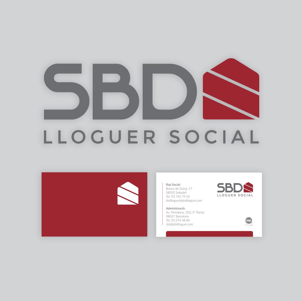 SBD LLOGUER SOCIAL | Branding – Diseño – Impresión – Papelería – Tarjetas