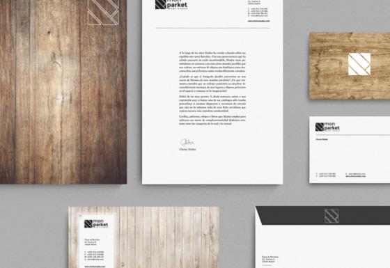 MON PARKET | Branding – Diseño – Impresión – Identidad