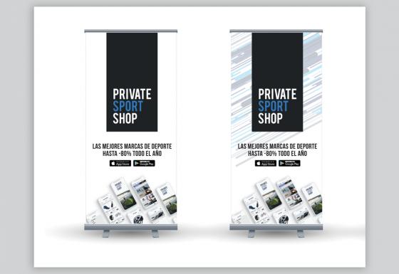 PRIVATE SPORT SHOP | Merchandising – Publicidad – Patrocinio – Diseño – Branding