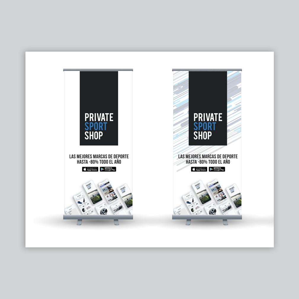 PRIVATE SPORT SHOP   Merchandising – Publicidad – Patrocinio – Diseño – Branding
