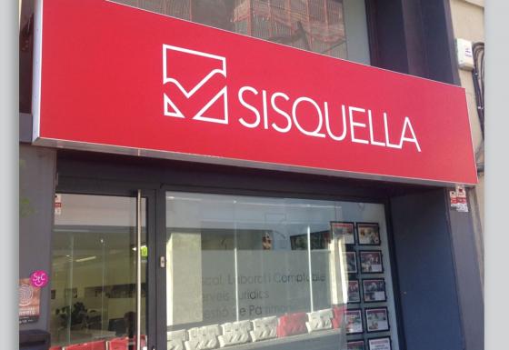 SISQUELLA  |   Branding – Publicidad – Rotulación – Letreros