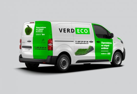 VERD ECO | Branding – Diseño – Publicidad – Rotulación