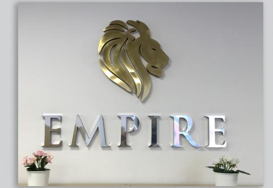 EMPIRE | Rotulación – Diseño – Publicidad – Gran formato – Letreros