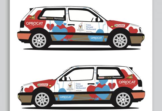 OPROCAT   |   CASA RONALD McDONALD   Publicidad – Patrocinio – Rotulación