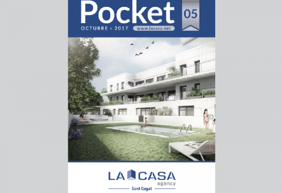 LA CASA | Folletos – Diseño – Branding – Impresión – Flyers