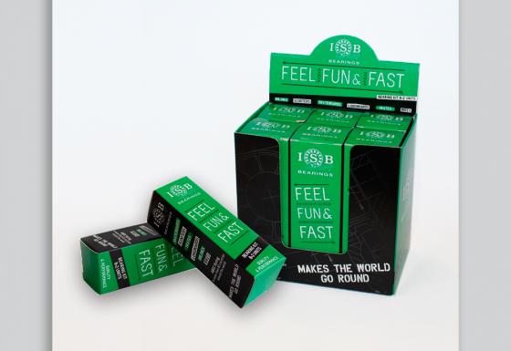 ISB | Packaging – Diseño – Branding
